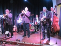 Aug 15 - The Pedigree Jazz Band (2)