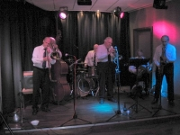 Aug 13 - Peter Franks Dixieland All Stars (1)