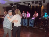 Some of the Lindy Hoppers dancing to Bob Wilson's band in January 2012