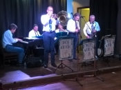 June 16 - Hot Antic Jazz Band - from France (2)